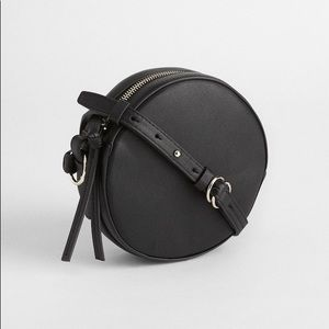 Gap Black Crossbody Circle Bag
